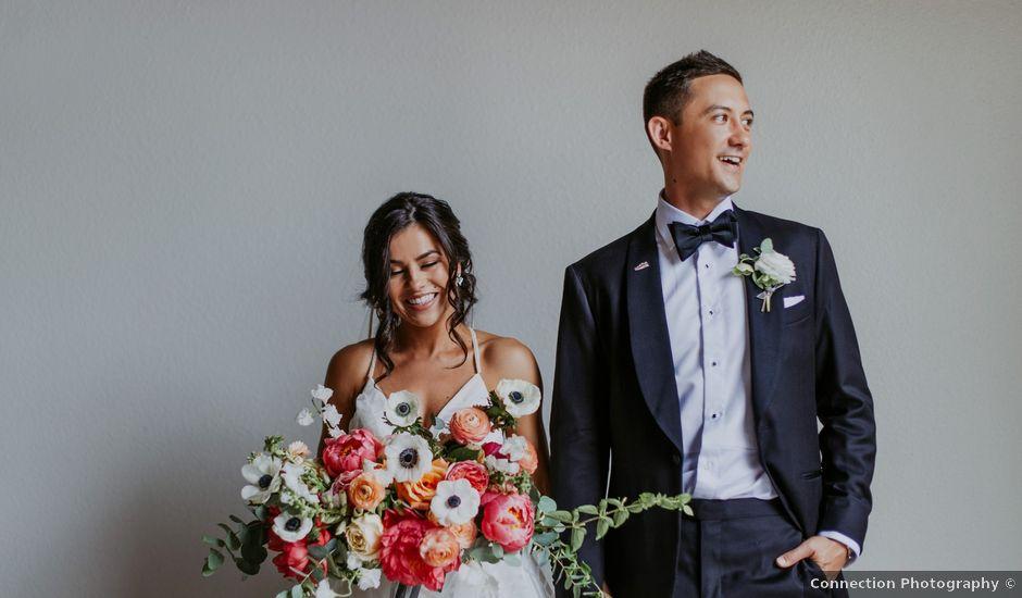 M Montero and Ashley's Wedding in Durham, North Carolina