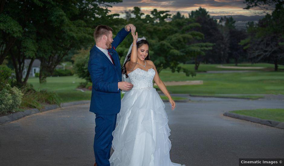 Ryan and Karen's Wedding in Woodbridge, Connecticut