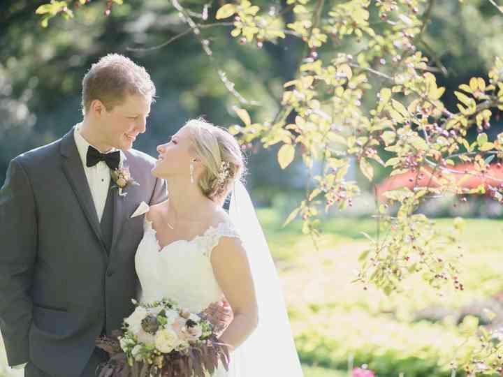 The wedding of Leif and Lauren