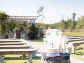Lauren and Matthew's Wedding in Newport, North Carolina 7