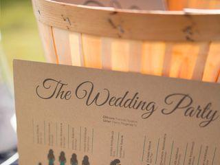 Lauren and Matthew's Wedding in Newport, North Carolina 10