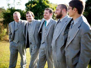 Lauren and Matthew's Wedding in Newport, North Carolina 5