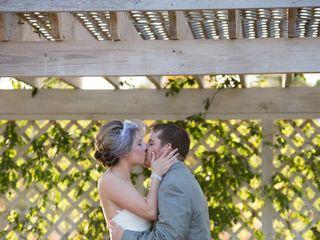 Lauren and Matthew's Wedding in Newport, North Carolina 12