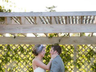 Lauren and Matthew's Wedding in Newport, North Carolina 13