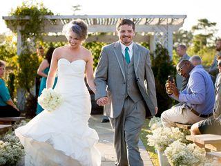 Lauren and Matthew's Wedding in Newport, North Carolina 14