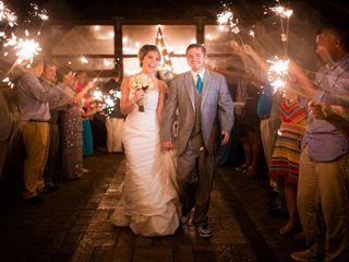 Lauren and Matthew's Wedding in Newport, North Carolina 33