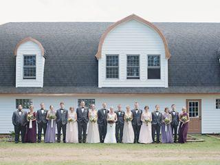 The wedding of Leif and Lauren 1
