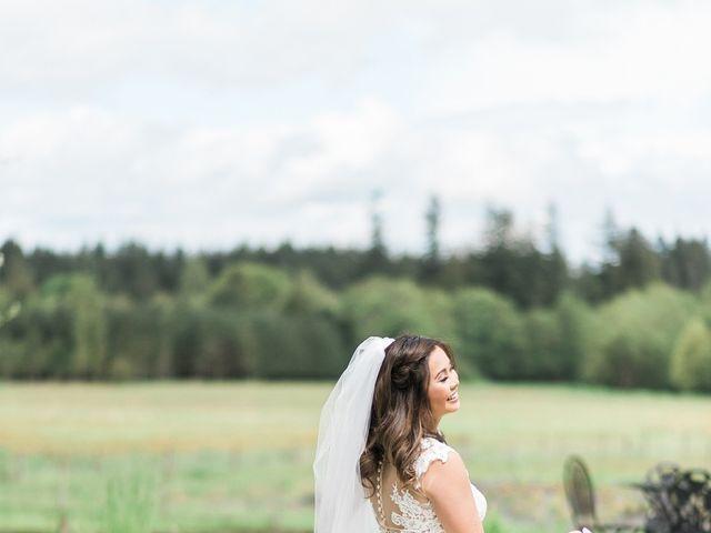 Belinda and Josh's Wedding in Chehalis, Washington 2
