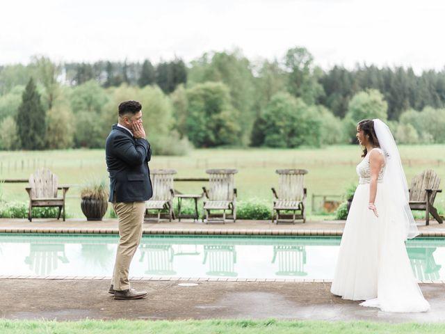 Belinda and Josh's Wedding in Chehalis, Washington 6
