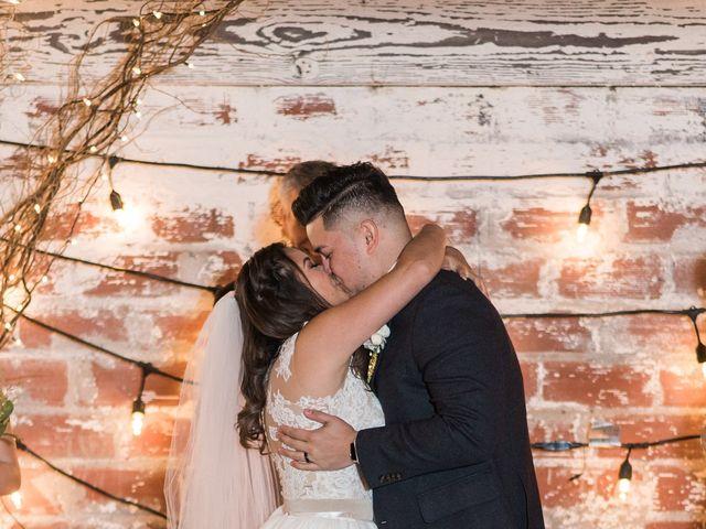 Belinda and Josh's Wedding in Chehalis, Washington 9