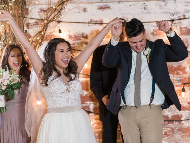 Belinda and Josh's Wedding in Chehalis, Washington 10
