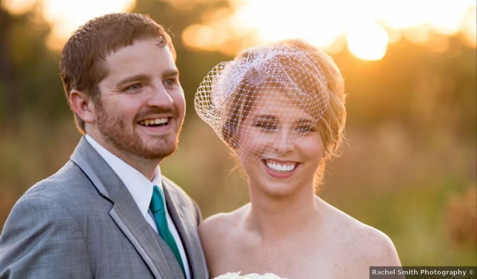 Lauren and Matthew's Wedding in Newport, North Carolina
