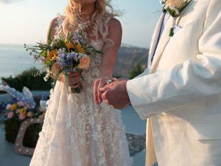 The wedding of Eleni and Richard 1