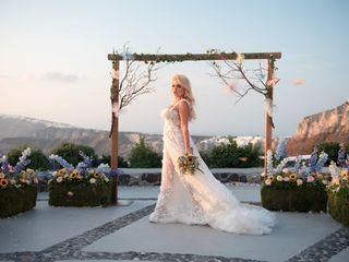 The wedding of Eleni and Richard 2