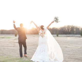 The wedding of Emma and Mason