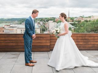 The wedding of Beth and Kirk