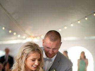 The wedding of John and Olivia 2