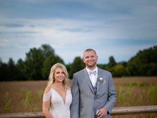 The wedding of John and Olivia 3