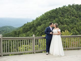 The wedding of Erin and Ricky 2