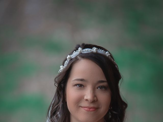 Elissa and Shonn's Wedding in Moravian Falls, North Carolina 1