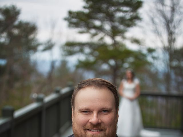 Elissa and Shonn's Wedding in Moravian Falls, North Carolina 2