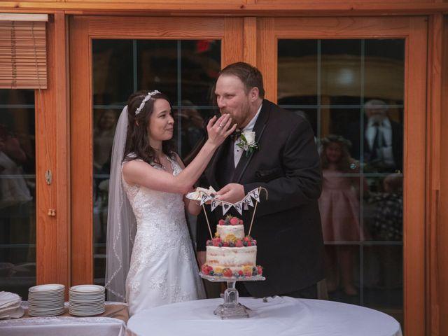 The wedding of Shonn and Elissa