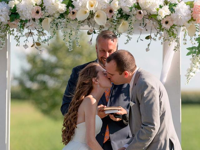 Ken and Savannah's Wedding in Lancaster, Pennsylvania 6