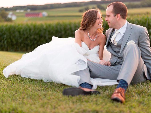 Ken and Savannah's Wedding in Lancaster, Pennsylvania 12