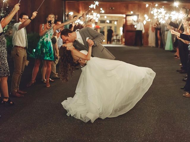 The wedding of Savannah and Ken