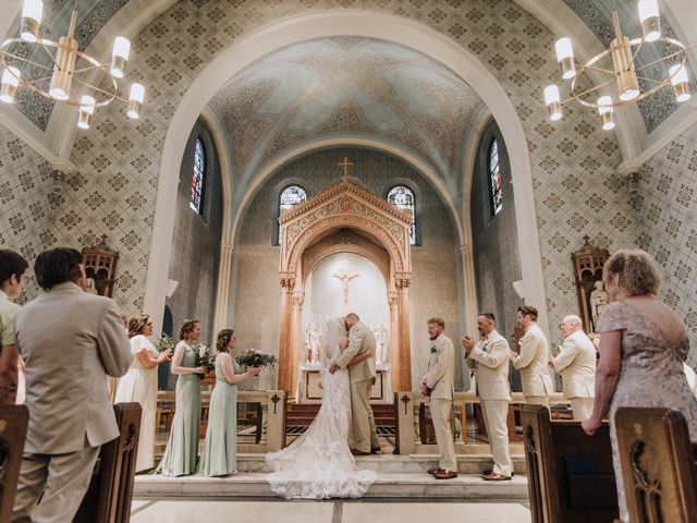 Jay and Monica's Wedding in South Bend, Indiana 9