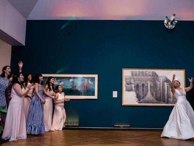 Allison and Fori's Wedding in Lincoln, Massachusetts 2