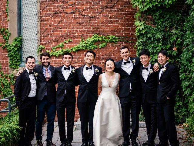 Allison and Fori's Wedding in Lincoln, Massachusetts 16