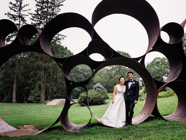 Allison and Fori's Wedding in Lincoln, Massachusetts 19