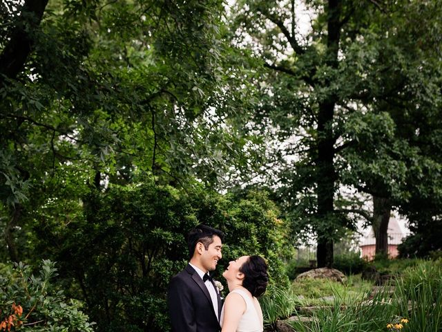 Allison and Fori's Wedding in Lincoln, Massachusetts 21
