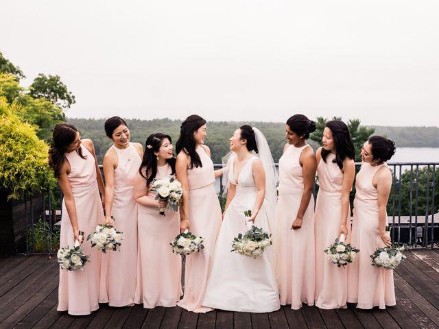 Allison and Fori's Wedding in Lincoln, Massachusetts 34