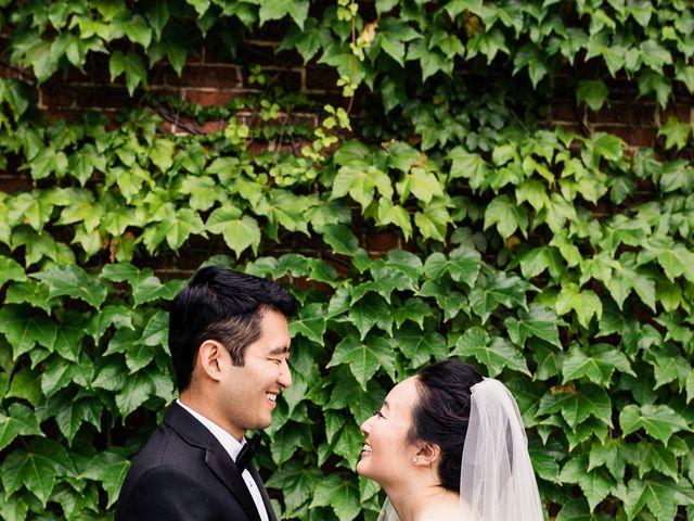 Allison and Fori's Wedding in Lincoln, Massachusetts 35