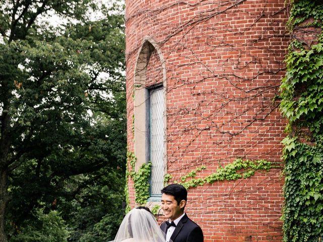 Allison and Fori's Wedding in Lincoln, Massachusetts 38