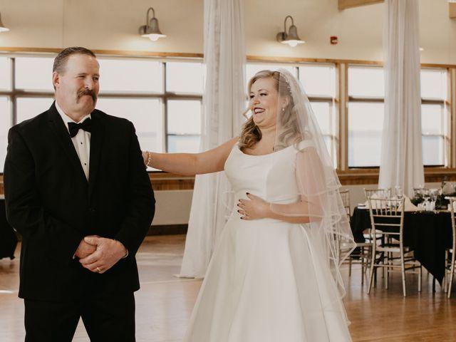 Alex and Kayla's Wedding in Glenwood, Minnesota 3