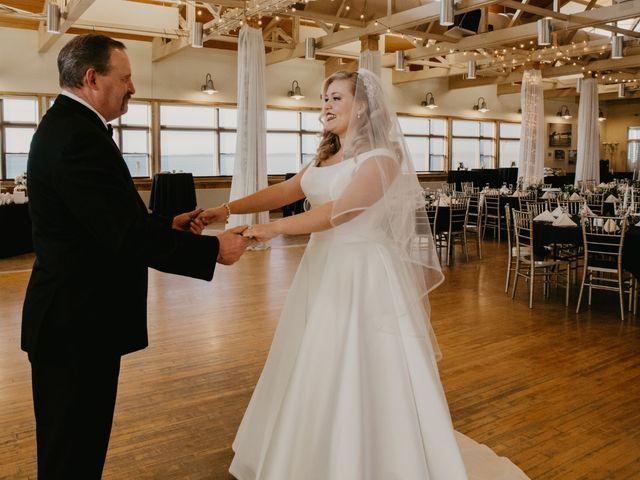 Alex and Kayla's Wedding in Glenwood, Minnesota 4