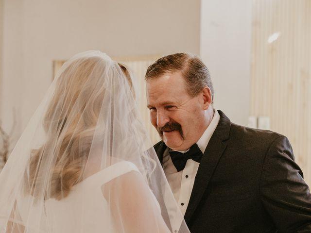 Alex and Kayla's Wedding in Glenwood, Minnesota 5