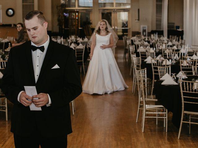Alex and Kayla's Wedding in Glenwood, Minnesota 7