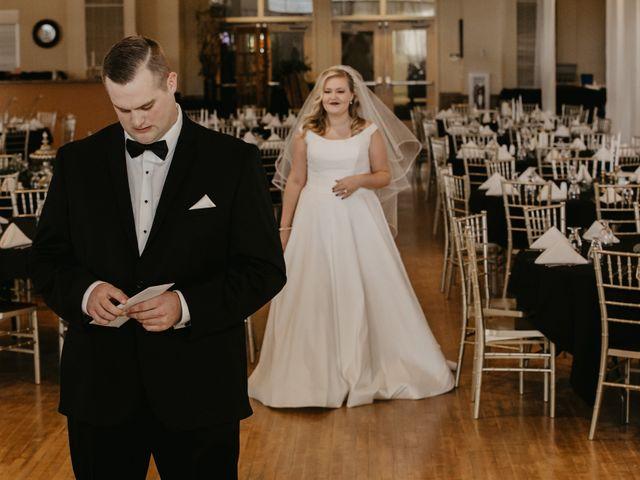 Alex and Kayla's Wedding in Glenwood, Minnesota 8
