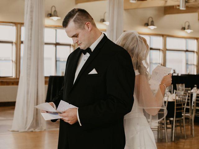 Alex and Kayla's Wedding in Glenwood, Minnesota 9