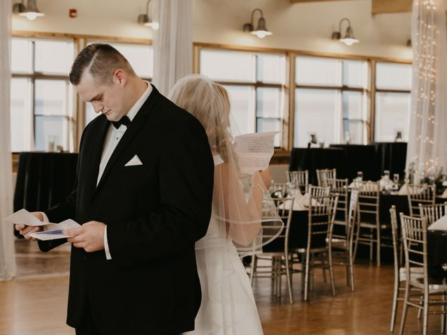 Alex and Kayla's Wedding in Glenwood, Minnesota 11