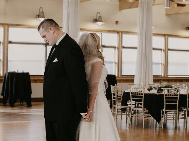 Alex and Kayla's Wedding in Glenwood, Minnesota 12