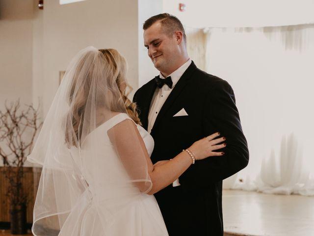 Alex and Kayla's Wedding in Glenwood, Minnesota 14