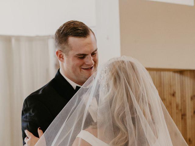 Alex and Kayla's Wedding in Glenwood, Minnesota 17