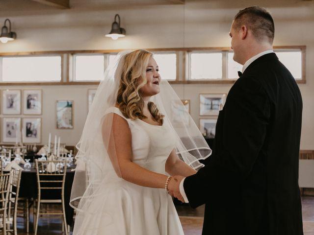 Alex and Kayla's Wedding in Glenwood, Minnesota 18