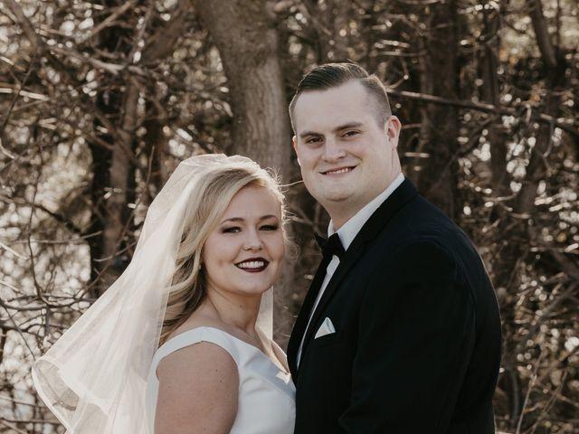 Alex and Kayla's Wedding in Glenwood, Minnesota 22