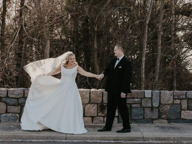 Alex and Kayla's Wedding in Glenwood, Minnesota 24